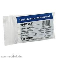 Wundpflaster detektierbar 6x10cm, 10 ST, Holthaus Medical GmbH & Co. KG