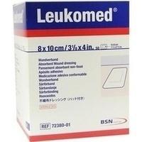 LEUKOMED STERILE PFLASTER 8x10 cm, 50 ST, Bsn Medical GmbH