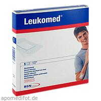 LEUKOMED STERILE PFLASTER 8x10 cm, 5 ST, Bsn Medical GmbH