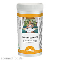 Frauenpower Dr. Jacob's, 333 G, Dr.Jacobs Medical GmbH