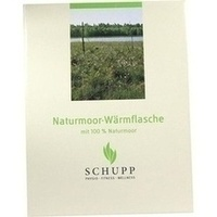 Naturmoor-Wärmflasche, 1 ST, Schupp GmbH & Co. KG