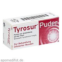 TYROSUR Puder, 5 G, Engelhard Arzneimittel GmbH & Co.KG