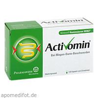 ACTIVOMIN, 120 ST, INSTITUT ALLERGOSAN Deutschland (privat) GmbH