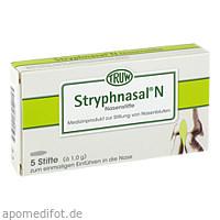 Stryphnasal N Nasenstifte, 5 ST, Med Pharma Service GmbH