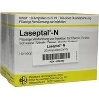 LASEPTAL N Injektionslösung vet., 2X10X5 ML, DHU-Arzneimittel GmbH & Co. KG