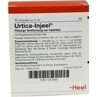 URTICA INJ, 10 ST, Biologische Heilmittel Heel GmbH