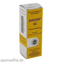 Sanuvis D 2, 30 ML, Sanum-Kehlbeck GmbH & Co. KG