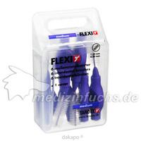 TANDEX FLEXI ID Bürsten Violet (Violett) 1.20mm, 6 ST, Tandex GmbH