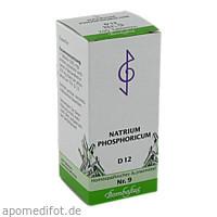 Biochemie 9 Natrium phosphoricum D 12, 200 ST, Bombastus-Werke AG