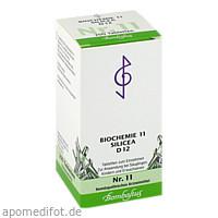 Biochemie 11 Silicea D 12, 200 ST, Bombastus-Werke AG