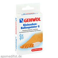 GEHWOL Kleinzehen-Ballenpolster G, 1 ST, Eduard Gerlach GmbH