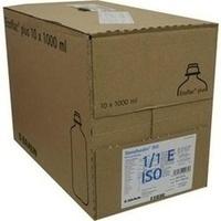 Sterofundin ISO Ecoflac Plus, 10X1000 ML, B. Braun Melsungen AG