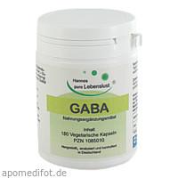 GABA Vegi Kapseln, 180 ST, G & M Naturwaren Import GmbH & Co. KG