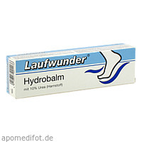 Laufwunder Hydrobalm mit 10% Urea, 75 ML, Franz Lütticke GmbH