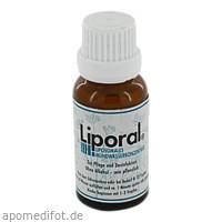Liporal Mundwasser, 20 ML, Frank Sonnenberg Bioceutix