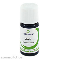 Anis aetherisches Oel, 10 ML, Melasan Produktions & Vertriebs GmbH
