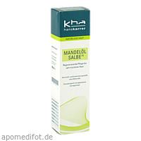 Hans Karrer Mandelölsalbe Eco, 100 ML, Hans Karrer GmbH