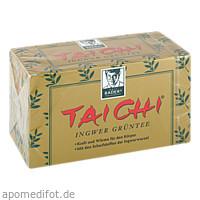 TAI CHI Ingwer Grüntee, 20 ST, Epi-3 Healthcare GmbH