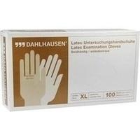 Latex-Handschuhe ungepudert Gr.XL, 100 ST, P.J.Dahlhausen & Co. GmbH