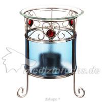 Duftlampe Rondo blau, 1 ST, Apotheker Bauer & Cie.
