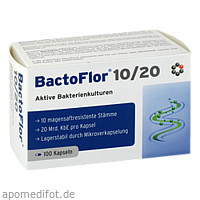 BactoFlor 10/20, 100 ST, Intercell-Pharma GmbH