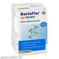 BactoFlor für Kinder, 60 G, Intercell-Pharma GmbH