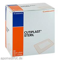 CUTIPLAST steriler Wundverband 10x8cm, 50 ST, 1001 Artikel Medical GmbH