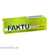 Faktu lind Salbe mit Hamamelis, 25 G, DR. KADE Pharmazeutische Fabrik GmbH