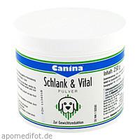 Schlank + Vital vet, 250 G, Canina Pharma GmbH