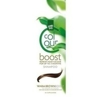 Hennaplus Colour Boost Warm brown, 200 ML, Frenchtop Natural Care Products B.V