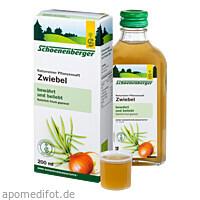 ZWIEBELSAFT NATURREIN SCHOENENBERGER, 200 ML, Salus Pharma GmbH