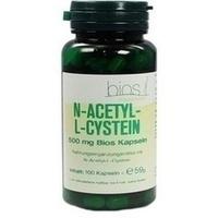 N-Acetyl-L-Cystein 500 mg BIOS Kapseln, 100 ST, Bios Medical Services