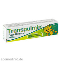 TRANSPULMIN Baby BALSAM mild, 40 ML, Meda Pharma GmbH & Co. KG