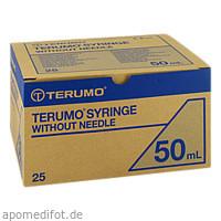 Spritze 3-teilig 50ml Lock (Spritzen), 25 ST, Terumo Deutschland GmbH