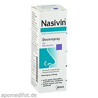 NASIVIN o.Kons.Dosierspray für Kleinkinder, 10 ML, Merck Selbstmedikation GmbH