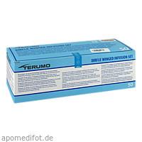 SURFLO 22G 30cm schwarz (Perfusionsbestecke), 50 ST, Terumo Deutschland GmbH