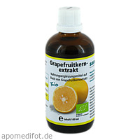 Grapefruitkernextrakt-Bio, 100 ML, Sanitas GmbH & Co. KG