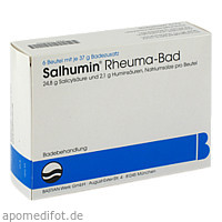 SALHUMIN RHEUMA, 6 ST, Bastian-Werk GmbH
