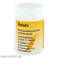 Reishi, 60 ST, merosan GmbH
