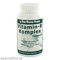 Vitamin B Komplex hochdosiert, 200 ST, Hirundo Products
