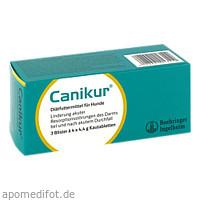 CANIKUR VET, 3X4 ST, Boehringer Ingelheim VETMEDICA GmbH