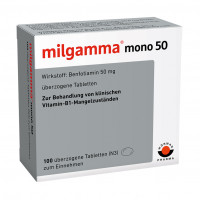 milgamma mono 50, 100 ST, Wörwag Pharma GmbH & Co. KG