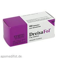 DreisaFol, 100 ST, TEVA GmbH