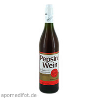 PEPSINWEIN, 700 ML, Dr.Poehlmann & Co. GmbH