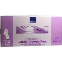 Latex-Handschuhe X-Small ungepudert, 100 ST, Abena GmbH