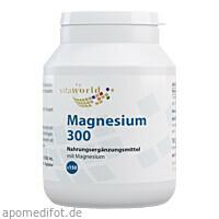 Magnesium 300, 150 ST, Vita World GmbH