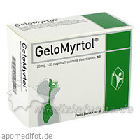 GELOMYRTOL magensaftresistente Weichkapseln, 100 ST, G. Pohl-Boskamp GmbH & Co. KG