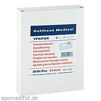 Kanülenpflaster YPSIPOR, 20 ST, Holthaus Medical GmbH & Co. KG