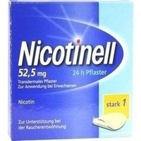 Nicotinell 21 mg / 24-Stunden-Pflaster, 7 ST, Eurimpharm Arzneimittel GmbH