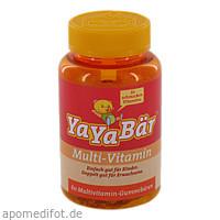 YaYaBär Kindervitamine Fruchtgummis, 60 ST, Amapharm GmbH